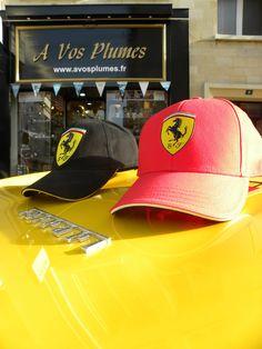 casquettes ferrari sur www.univers-gt.fr Ferrari 458, Italia, Mesh Hats