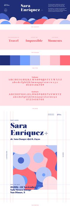 Fast Expo Sara Enríquez on Behance / branding design inspiration / graphic desi. Corporate Design, Brand Identity Design, Graphic Design Branding, Stationery Design, Brochure Design, Web Design, Book Design, Layout Design, Design Color