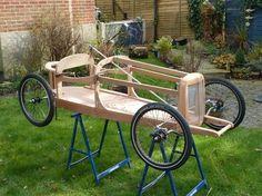 Amazing soapbox racer