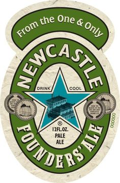 Newcastle has been delving in the craft beer market, with much success.  #imho