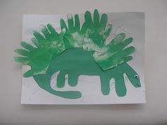 Preschool Crafts for Kids*: dinosaurs