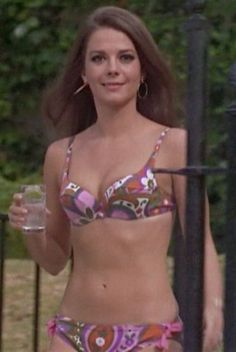 """Natalie Wood during production of """"Bob & Carol & Ted & Alice,"""" 1969"""
