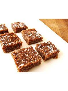 Organic Date & Coconut Slice with weet-bix