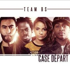 Case départ le nouveau single du Collectif de La Fouine et Fababy : Team BS