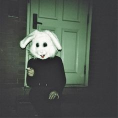 scary death Black and White movie creepy horror black night Alice In Wonderland alice wonderland nightmare bunny evil twisted White Rabbit Quotes Literature, Tiers Monde, Grunge Quotes, Visual Statements, The Villain, Quote Aesthetic, Aesthetic Grunge, Movie Quotes, Horror Quotes