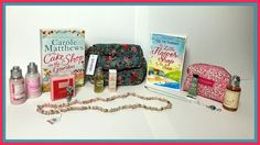 Suze likes, loves, finds and dreams: Flowers Giveaway: Books, L'Occitane, Necklaces & a...