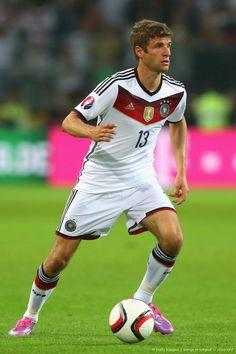 歐洲杯預選賽首輪:德國2-1蘇格蘭