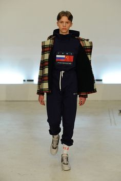 Gosha Rubchinskiy Fall 2015 Menswear - Collection - Gallery - Style.com