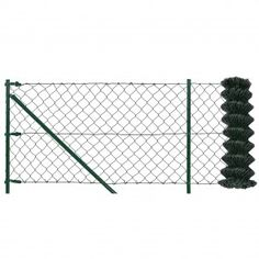 Sol 72 Outdoor The wire mesh is coated with green PVC, which is versatile and perfect for fencing things in, whether used as a trellis for a climbing plant, as fencing for a flowerbed or tree trunk or as a small animal enclosure Size: H x W x D Lattice Fence Panels, Wooden Fence Panels, Picket Fence Panels, Privacy Fence Panels, Wooden Gates, Balcony Shade, Decorative Garden Fencing, Fence Sections, Mesh Fencing