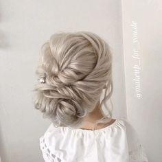 Hair Up Styles, Long Hair Wedding Styles, Wedding Hair And Makeup, Medium Hair Styles, Bridal Hair Down, Bridal Hair Updo, Bridal Braids, Easy Hairstyles For Long Hair, Bride Hairstyles