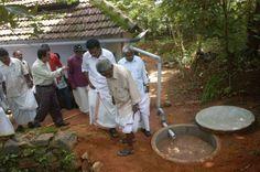 Mazhapolima – a community-based open well recharge programme | Arghyam