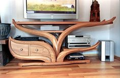 15 Unique Wood Furniture Design to Beautify Your Home Unique Wood Furniture, Sofa Furniture, Kids Furniture, Furniture Design, Hardwood Furniture, Cheap Furniture, Furniture Plans, Luxury Furniture, Woodworking Furniture