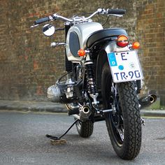 """habermannandsons: """" BMW R90/6 by our friends at Untitled Motorcycles, London, UK """""""