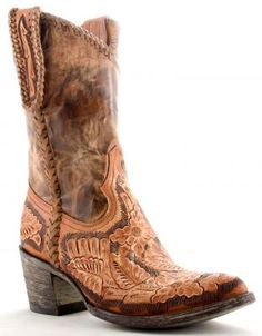 Old Gringo Wyoming Boots L055-37  Beautiful boots!