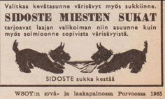Old Ads, Teenage Years, Old Pictures, Vintage Ads, Finland, Childhood Memories, Nostalgia, Old Things, Advertising