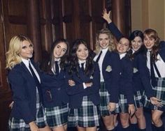 The Blake South College Girls⭐️The Girls Of Soy Luna