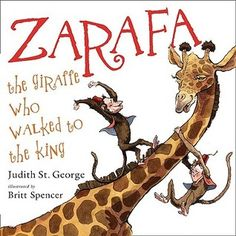 Zarafa is a beautiful and gentle giraffe . . . so wonderful, in fact, that the ruler of Egypt offers her as a gift to the king of France! Bu...