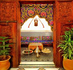 Riad Dar Chrifa | Morocco www.asilahventures.com for all your cultural Morocco trips.