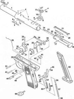 Ruger 10/22 Schematic is here at