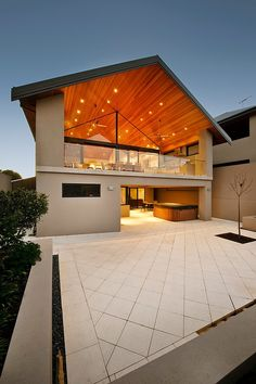 Alver Residence - Luxurious contemporary single family house designed by Cambuild located in the city of Perth, Australia.