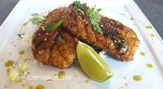 VEGAN - EEL DISH Asian inspired sweet and spicy FISH    Connie's RAWsome...