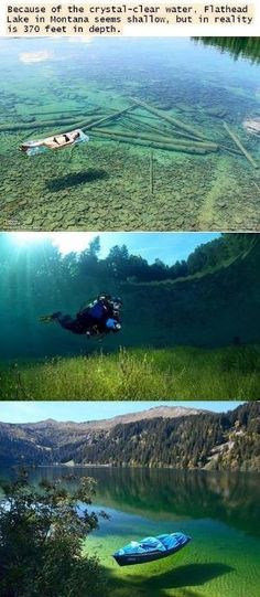Flathead Lake, Montana USA by maque