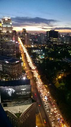 #Bangkok by night...
