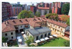 Stadstuinieren in Milaan: Een hoeve van melk en honing - Cashew #Stadstuinieren #urbangardening #urbanfarm #italy