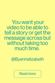 Hear from Erin Elizabeth about her tips and tricks for mastering video on Pinterest.