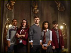 House of Anubis Season 3: Although this season isn't as good as the first two seasons, it just doesn't seem complete to not watch the third season!