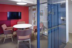SLS - Snellmaninkatu — KOKO3 Office Environment, Workplace Design, News Space, Workspaces, Contemporary, Modern, Finland, Furniture Design, Flooring