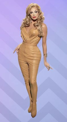 Valentina Rupaul Drag Race, Valentina Drag, Drag Queens, Drag Queen Costumes, Rupaul Drag Queen, Peplum Dress, Bodycon Dress, Queen Fashion, Transgender Girls