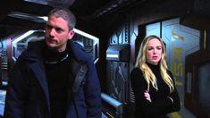 Top secret Deleted Scene from LEGENDS OF TOMORROW pilot