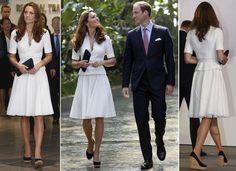 Ronda Kate Middleton: o guarda-roupa da duquesa em viagem oficial para as ilhas do Pacífico