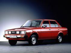 Toyota Corolla Sedan (1979 – 1983).