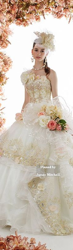 THis looks like the wedding dress Molly Ringwald from Pretty in Pink would wear