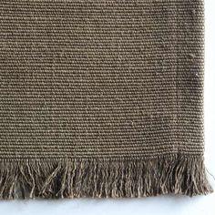 linen rug - libeco home