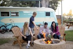 Take the family glamping up the California coast in Buellton. Flying Flags RV Resort offers cabins, safari tents and more. What Is Glamping, Family Glamping, Go Glamping, Camping, Rv Travel, Family Travel, Flying Flag, Stuff To Do, Things To Do