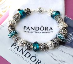 Authentic Pandora Charm Bracelet**3 Ways To Purchase**