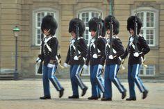 Copenhagen - Amalienborg Slot   Exploration Vacation