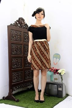 Batik Dress | Pinangan Ayu Dress | DhieVine | Redefine You