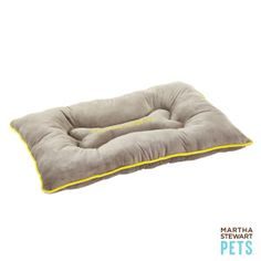 """... Stewart Pets® """"Naptime, Anytime"""" Pillow Dog Bed 