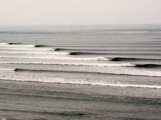 La vague de Chicama au Pérou, la perle du stand up paddle