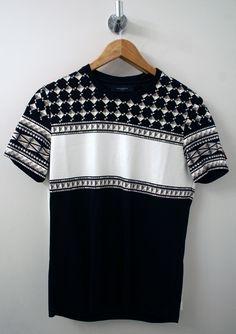 Men's Clothing Shop » Givenchy SS11 Printed T-Shirts, Shorts, Pants, Sz XXS, XS