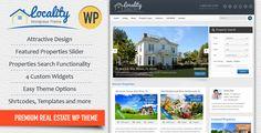 Locality - Real Estate WordPress Theme