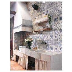 Płytki łazienkowe Aranjuez Toledo 25 20x20/ Dekoracje /GAT 1 VIVES - modnydom24.pl