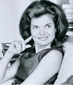 Mrs. Jacqueline Bouvier Kennedy Onassis