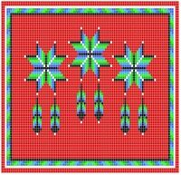 native american bead patterns | Beading - Native American Indian Beading  Patterns