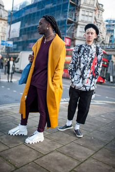 【スナップ】2016-17年秋冬ロンドン・メンズ・ファッション・ウイーク ストリートスナップ 27 / 140