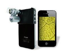 Transformez votre iPhone en un puissant microscope électronique !